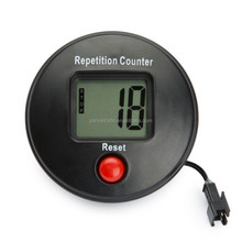 Fcatory CE RoHS certification easy installation customized stepper hour counter
