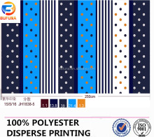 hot selling 100% polyester printed fabric with abstract designs for bedsheet/mattress