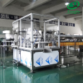 XBGZX-4X orange juice Beverage Bag Filling Capping Machine