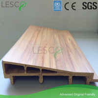 fireproof wallboard outdoor wood side