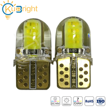 t10 led car logo door light