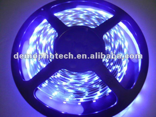 Cuttable 60LED UV 390-400nm LED Flexible Strip Light