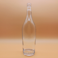 Factory Wholesale Whisky Liquor Glass Bottle for Vodka Brandy