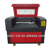 NC-E6090 Photoshop,AutoCAD,Coreldraw supported laser machine engraving cutting