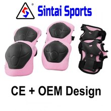 Kids Cycling Roller Skating Sports Safety Knee Pads