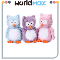 New Products And Happy Owl Lovely Baby Stuffed Toy