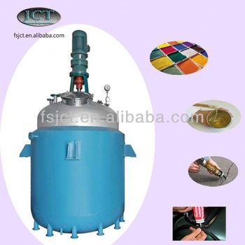 asphalt sealant reactor machine