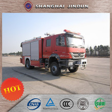 Hot Sale Fire Einge/3 M3~4 M3 Electric Fire Truck