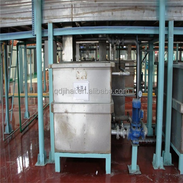 aluminium tubes & pipes powder coating line,automatic powder coating line for sale