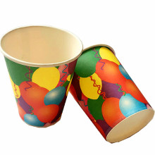 own R&D department national pe coated paper cup blank