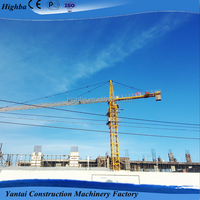 HS4209-4t topkit tower crane for sale