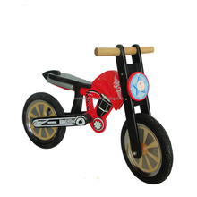 Top quality wooden bicycle toy