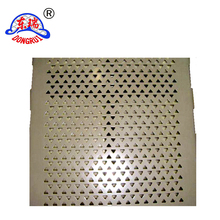 Manufacture good quality stainless steel perforated metal mesh/perforated sheet made of stainless steel plate for a low price