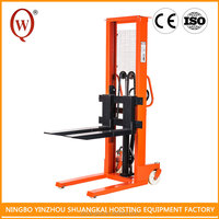 Polyester Wire Plastic 2Ton Hydraulic Forklift Mini hand Pallet Truck