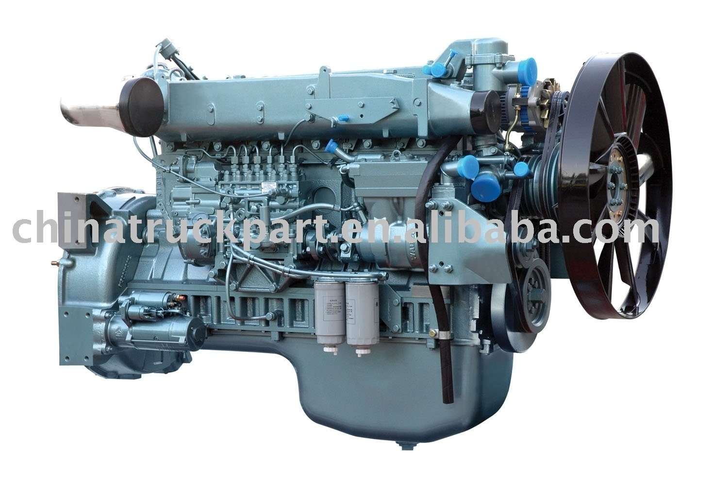 Sinotruk truck engine