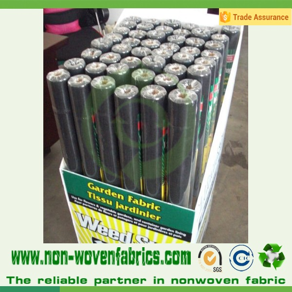 PP Spunbond nonwoven fabric weed control fabric/Gardening Nonwoven Greenhouse Covering Weed