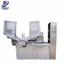 Hot Sale Fully Automatic Plastic Tube Filling and Sealing Machine for Lipstick