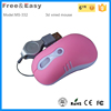 New design with high cpi driver wireless usb mouse
