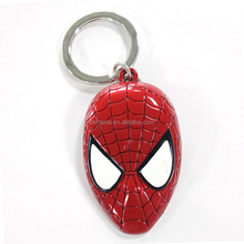 Factory wholesale metal key ring 3D keychain