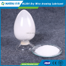 Drawing lubricants for high carbon steel wire drawing