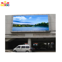 outdoor advertising flexible p6 small led display