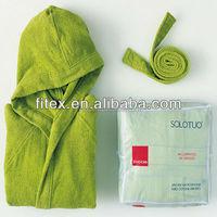 high absorption terry cloth bath robe, microfiber towel bathrobe, convenient