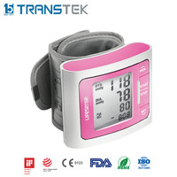 Digital Full Automatic Wrist Type A blood pressure monitor for Sale