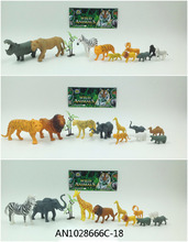 Realistic pvc wild animal figurines toys for sale AN1028666C-18