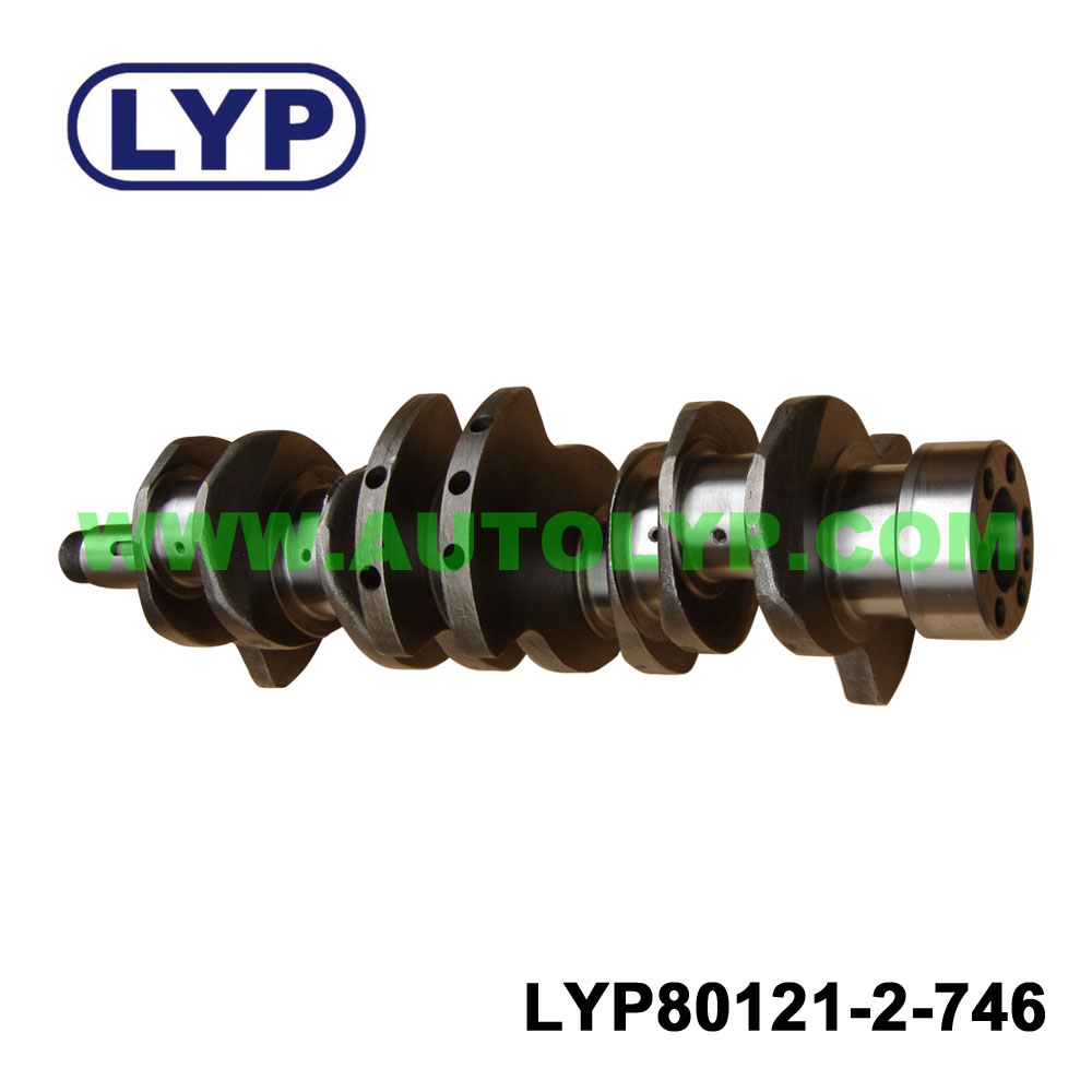 Crankshaft for engine parts for ISUZU 4BD1T 5-12310-189-1