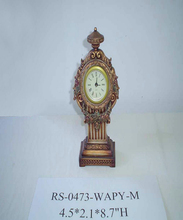 EUROPEAN STYLE decorated clock