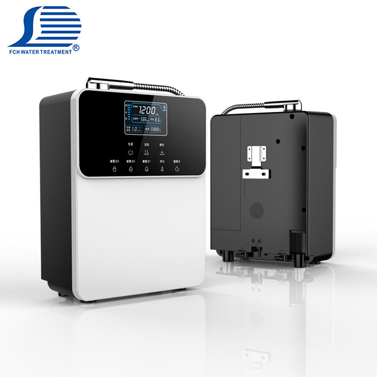 Superseptember best water ionizer portable water generator machine rich hydrogen water japan