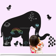 Factory supply kids room vinyl removable blackboard chalkboard sticker