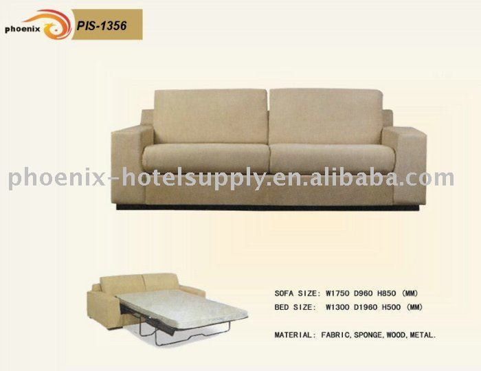 PIS-1356 loveseat sofa bed