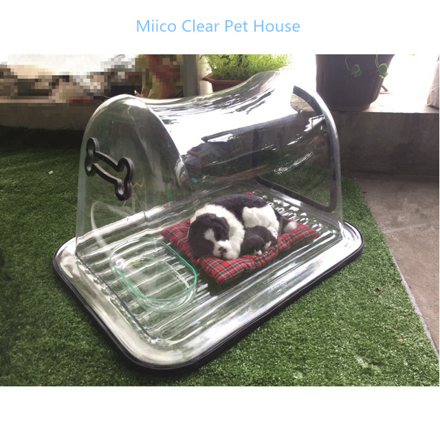 indoor clear plastic polycarbonate cat play house home manufacturer