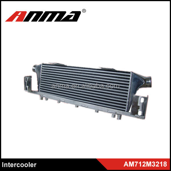 Manufacturer universal aluminum intercooler for car