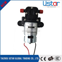 Electric agriculture power sprayer machine