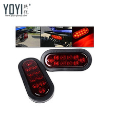 YTO6021S Fire Truck Led 6 Inch Brake Turn Tail Lights