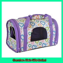 Medium size custom deluxe pet carrier