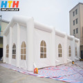 Hot-selling transparent inflatable wedding tent