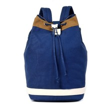Canvas backpack for college girls and boys