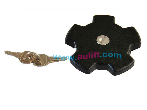 GAS CAP WITH KEY FOR VW GOLF OE NO.171 201 551Q