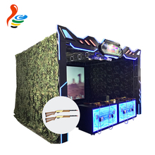 Hunter Hero Carnival 2 4 Players Targets Vr Gun Simulator Game Machine Indoor Shooting Range