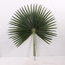 Decorative artificial date palm leaves fake coco palm tree leaves artificial palm tree leaves