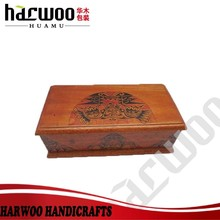 Rectangle wooden storage box,lacquered wooden gift box,brand logo wooden packaging box
