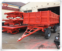 turntable red trailer for sale