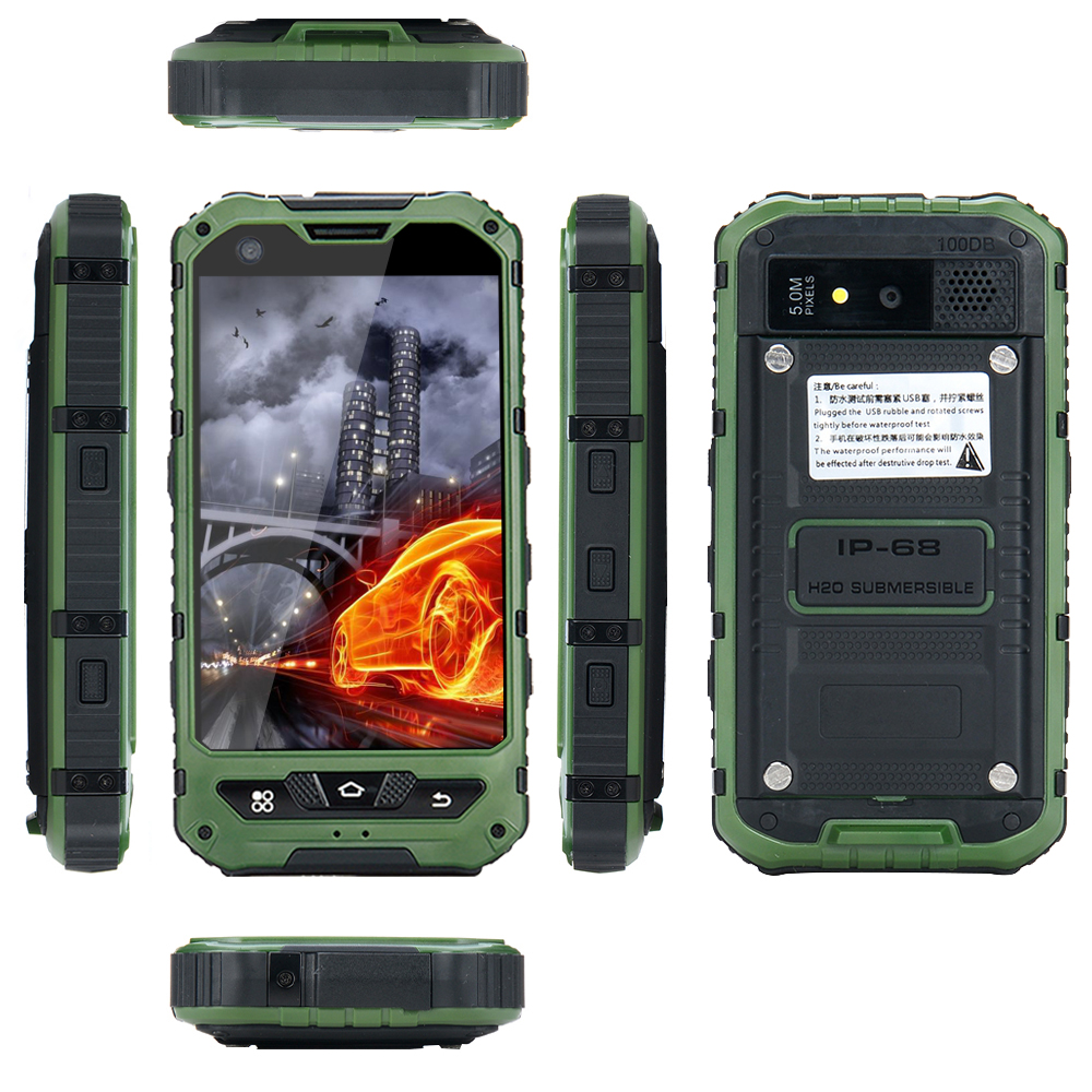 ODM/OEM factory directly outdoor campaign rugged handphone 3g android MTK6582 cellphone