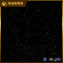 Item:FS6801 super black double loading polished discontinued tile 600x600mm