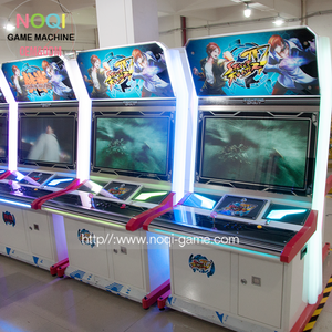 2019 Wholesale Street Fighter 4 amusement ticket redemption upright arcade game for sale