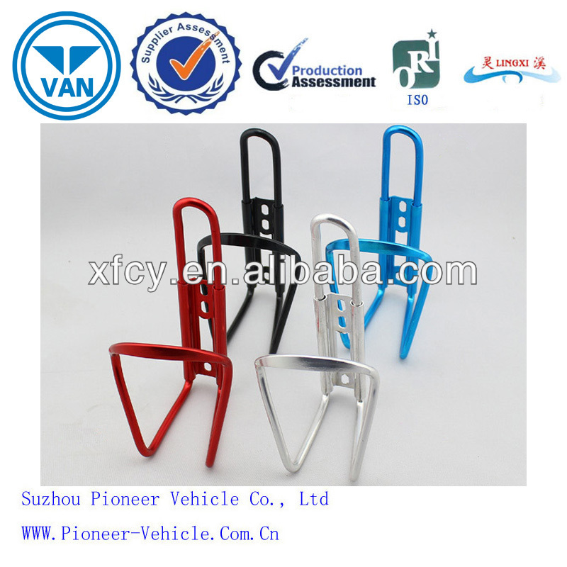 strong and durable aluminium alloy bike cup holders