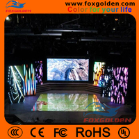hot selling products P5 Ultra Thin Stage Background rental Led Display with led screen